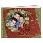 Christmas 2010 (backup 2) - 9x7 Photo Book (20 pages)