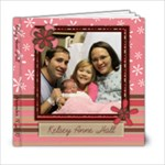 Baby Kelsey book - 6x6 Photo Book (20 pages)