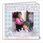 Girls - 8x8 Photo Book (20 pages)