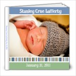 Stanley Crue Lafferty - 8x8 Photo Book (20 pages)