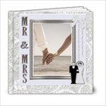 Kristin & Mike - 6x6 Photo Book (20 pages)