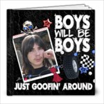 Boys Will B Boys 8x8 sample to copy - 8x8 Photo Book (20 pages)