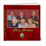 cmas - 6x6 Photo Book (20 pages)