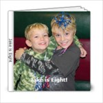 Jake is Eight - 6x6 Photo Book (20 pages)