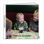 Tommy is Eight - 6x6 Photo Book (20 pages)