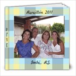 reveillon  2011 - 8x8 Photo Book (20 pages)