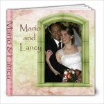 Lancy Wedding - 8x8 Photo Book (20 pages)