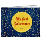 9X7 Magical Memories - 9x7 Photo Book (20 pages)