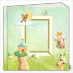 Beary Love 12x12 Photo Book - 12x12 Photo Book (20 pages)