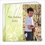 2010 photo book - 8x8 Photo Book (39 pages)