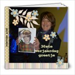 greetjes verjaardag definitief - 8x8 Photo Book (20 pages)