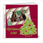 christmas book 2010 - 6x6 Photo Book (20 pages)