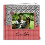 One Love 6x6 20p - 6x6 Photo Book (20 pages)