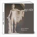 80 PAGE BOOK ON ROME - 8x8 Photo Book (80 pages)