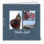 London - 8x8 Photo Book (30 pages)