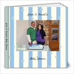 Erica & Israel s Baby Shower - 8x8 Photo Book (20 pages)
