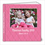 2010 - 8x8 Photo Book (39 pages)