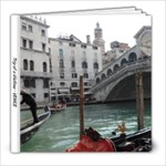 TRIP TO VENICE - 8x8 Photo Book (30 pages)