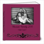 2010 book 2 - 8x8 Photo Book (20 pages)