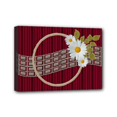 My Daisy streched canvas 7x5 - Mini Canvas 7  x 5  (Stretched)