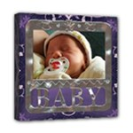 Baby 8x8 Stretched Canvas - Mini Canvas 8  x 8  (Stretched)