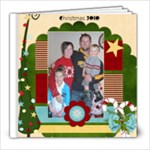 Christmas 2010 01 - 8x8 Photo Book (39 pages)