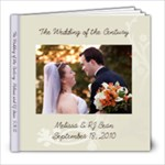 Wedding Book 8x8 - 8x8 Photo Book (20 pages)