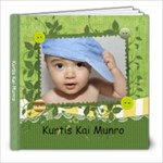kurtis - 8x8 Photo Book (20 pages)