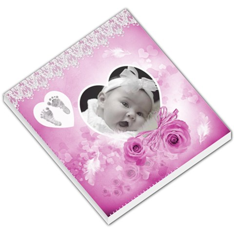 Small Memo Pad By Laurrie   Small Memo Pads   S12zzp9nbpqf   Www Artscow Com