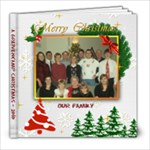 Christmas 2010 -39 - 8x8 Photo Book (39 pages)