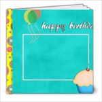 Birthday2 - 8x8 Photo Book (20 pages)