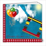 Birthday3 - 8x8 Photo Book (20 pages)