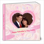 Valentine 2011 - 8x8 Photo Book (30 pages)