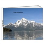 2010 Adventures - 9x7 Photo Book (20 pages)