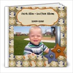 Jacob - 8x8 Photo Book (20 pages)