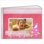 9x7 20 pgs baby s firsts... - 9x7 Photo Book (20 pages)
