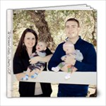 The Beckman Family - 8x8 Photo Book (20 pages)