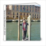 venezia - 6x6 Photo Book (20 pages)