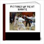 karate  - 8x8 Photo Book (20 pages)