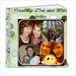 frendship book - 6x6 Photo Book (20 pages)