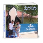 sea world album - 6x6 Photo Book (20 pages)