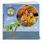 Mayan Riviera Vacation - 8x8 Photo Book (20 pages)