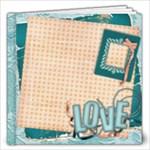 12x12 Love Pop Album - 12x12 Photo Book (20 pages)