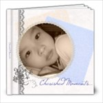 Cherished Moments 8 x 8 Photobook - 8x8 Photo Book (20 pages)
