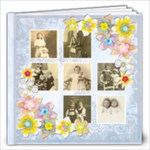 Flora All Occasion 12 x 12 Classic 100 Page Book - 12x12 Photo Book (100 pages)