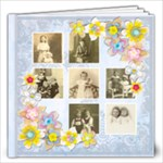 Flora All Occasion 12 x 12 Classic 40 Page Book - 12x12 Photo Book (40 pages)