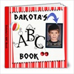 Children s ABC Book - 8x8 Photo Book (30 pages)