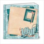 6x6 Love Pop Album - 6x6 Photo Book (20 pages)