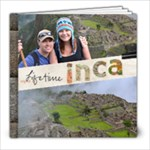 Inca Trail - 8x8 Photo Book (20 pages)