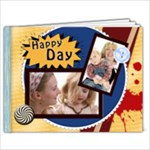 Mix scrapbook 3 - 9x7 Photo Book (20 pages)